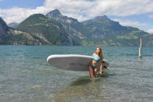 Partez à l'aventure en stand up paddle