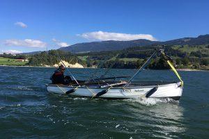 Location de bateau sans permis sur le lac de la Gruyère
