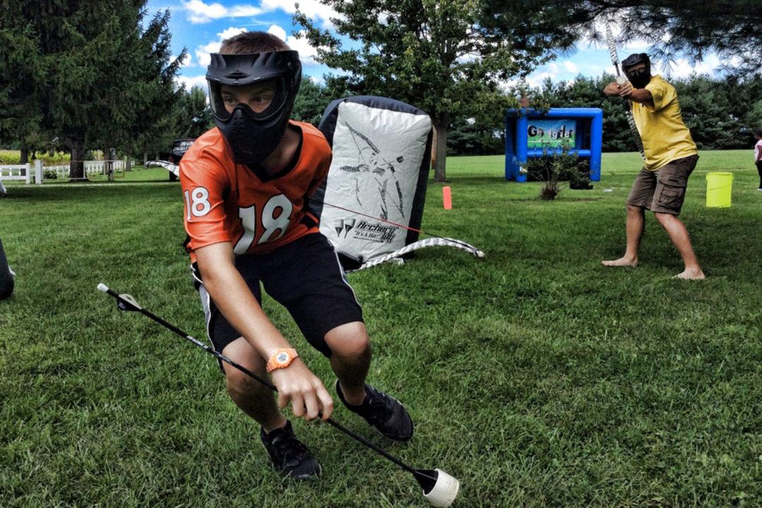 Archery tag schweiz